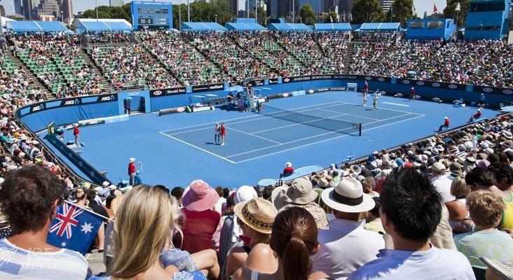 السماح بحضور 30 ألف مشجع يوميا خلال بطولة أستراليا المفتوحة للتنس