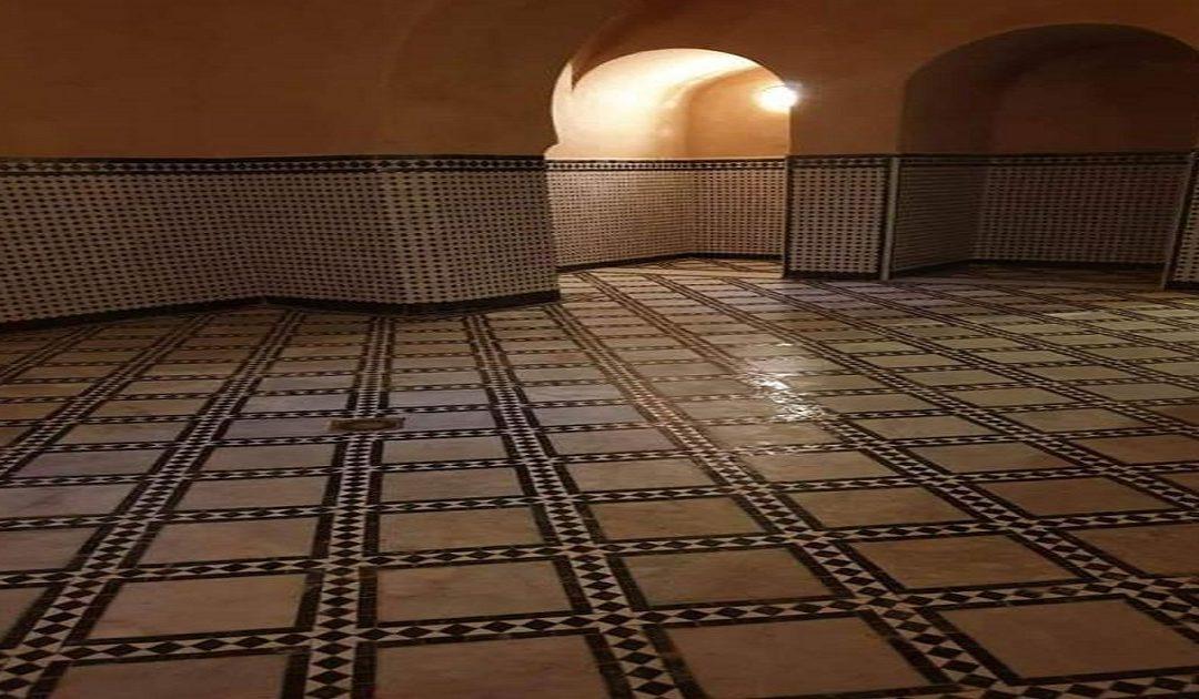 """المغرب : إغلاق شامل للحمامات بسبب  جائحة """"كورونا"""""""
