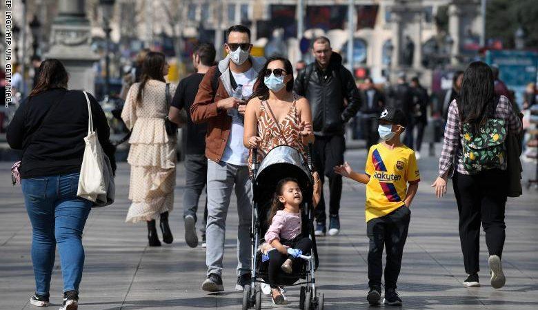 إسبانيا .. حقن أزيد من مليون جرعة من اللقاحات المضادة لفيروس كورونا