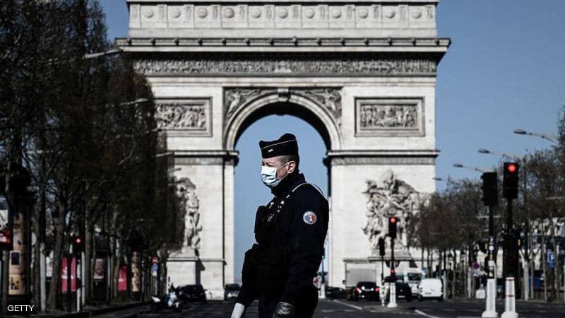 فرنسا..656 وفاة جديدة بكورونا