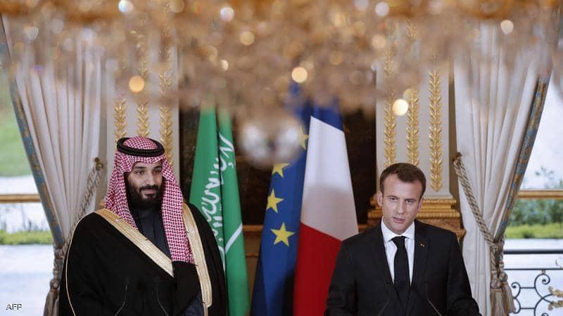 ماكرون: الاتفاق النووي الإيراني يجب أن يشمل السعودية