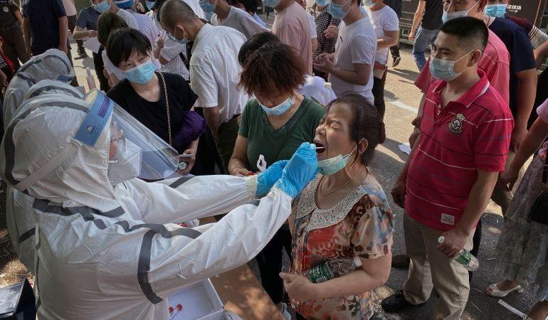 ارتفاع عدد الإصابات بكورونا في الصين