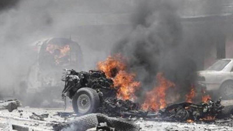 الصومال .. انفجار ضخم في مقديشو