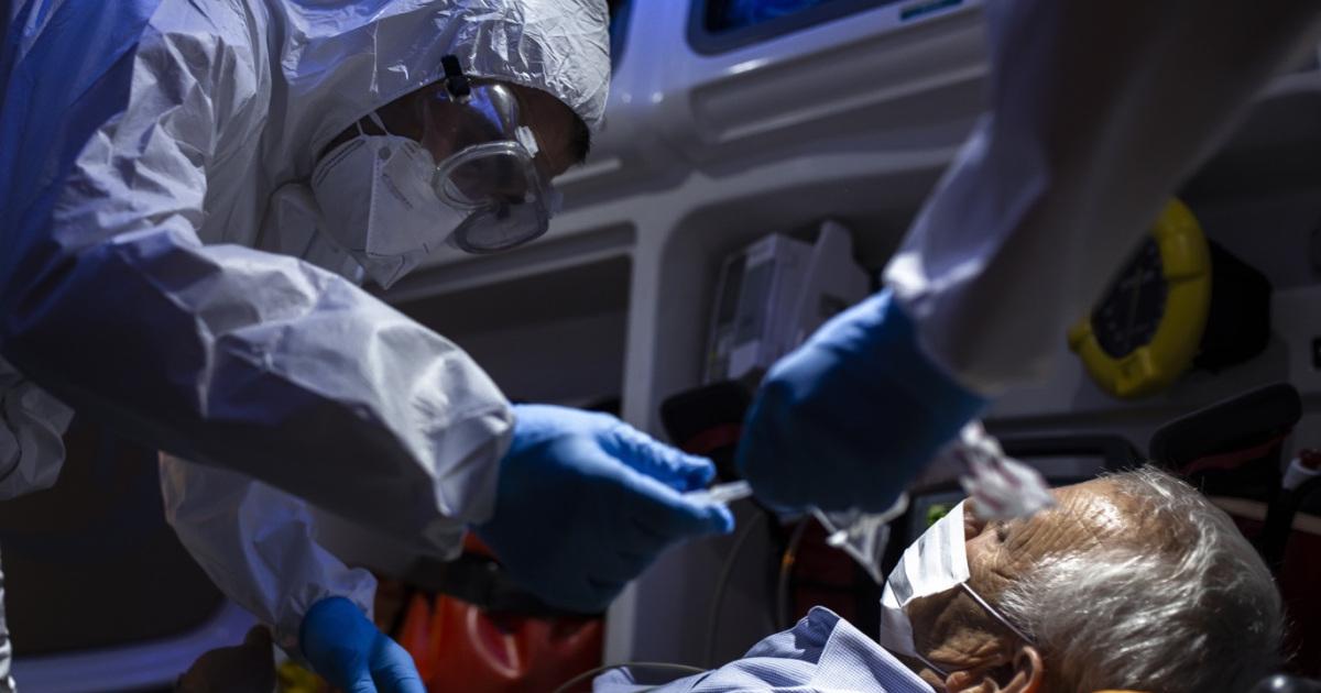 الصحة العالمية : توقع بلوغ 100 مليون إصابة بكورونا في العالم بحلول نهاية يناير
