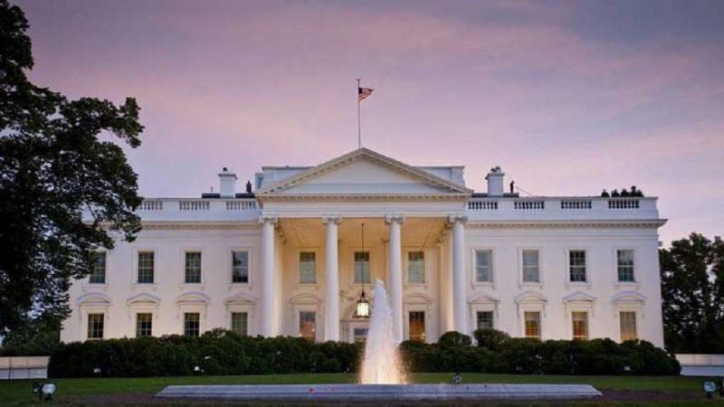 اكتشاف رسالة خفية على موقع البيت الأبيض