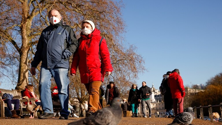 تسجيل أكثر من 1400 وفاة جديدة بكورونا في بريطانيا
