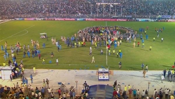 وفاة لاعب مصري بعد ابتلاع لسانه عقب تعرضه لإغماء وعدم وجود سيارة إسعاف