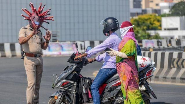 """الهند تعلن السيطرة على انتشار  """"كورونا"""""""