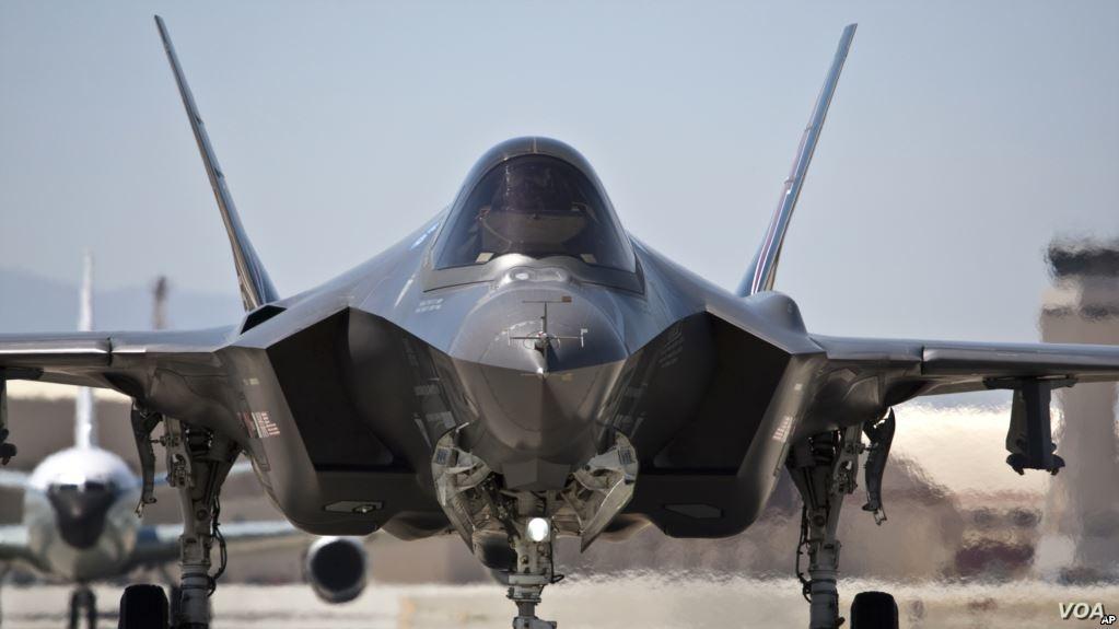 """الإمارات توقع صفقة ضخمة مع أمريكا للحصول على مقاتلات """"F-35"""""""