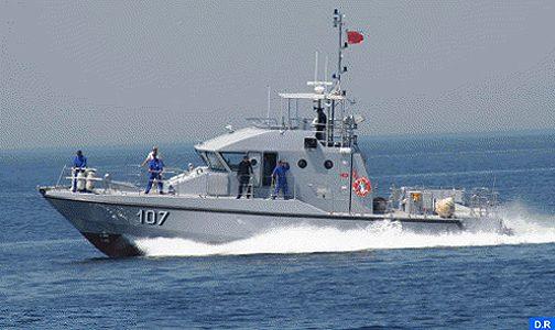 البحرية الملكية تحبط عمليتين كبيرتين لتهريب المخدرات