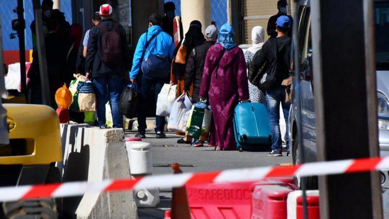 إعادة مواطنين مغاربة عالقين في إسبانيا