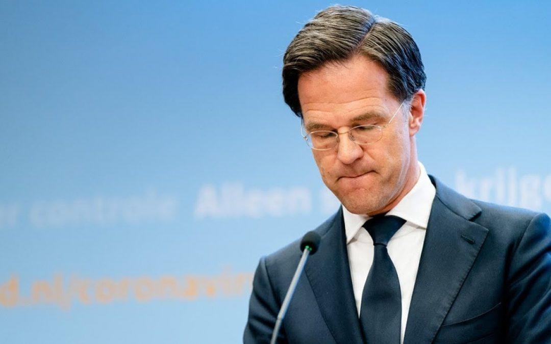 استقالة الحكومة الهولندية على إثر فضيحة إدارية