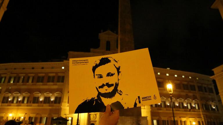 شاهد  يزعم أن الباحث الإيطالي ريجيني نقل إلى  مركز للشرطة بالقاهرة قبل اختفائه