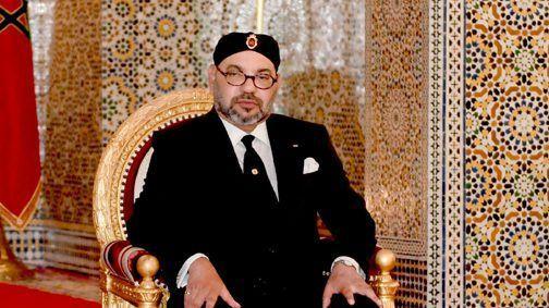 عاهل المغرب يعطي الانطلاقة الفعلية للحملة الوطنية للتلقيح