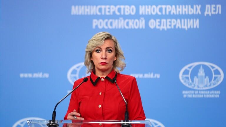 روسيا تحتج بشدة  على تصريحات المسؤولين الألمان في قضية نافالني