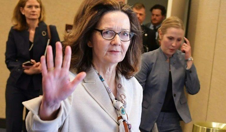 مديرة وكالة المخابرات الأمريكية تستقيل من منصبها