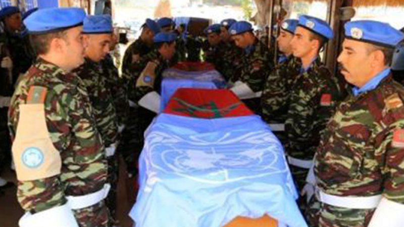 الأمم المتحدة تدين مقتل عنصرين من القبعات الزرق في جمهورية إفريقيا الوسطى
