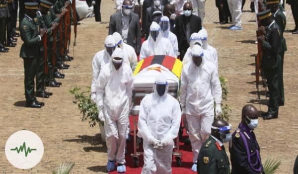 وفاة رابع وزير  في حكومة زيمبابوي بفيروس كورونا