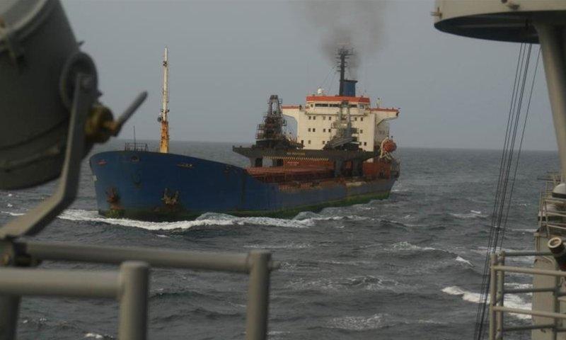سفينة شحن تركية تتعرض لهجوم من قراصنة