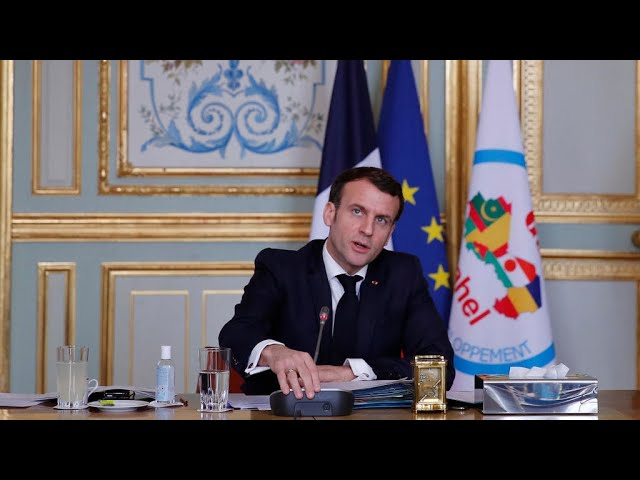 في خرجة غريبة، النظام العسكري الجزائري لم يجرأ  على تكذيب  الرئيس الفرنسي ويتهم المغرب وإسرائيل بترويج مشاركة  جنوده في منطقة الساحل الافريقي
