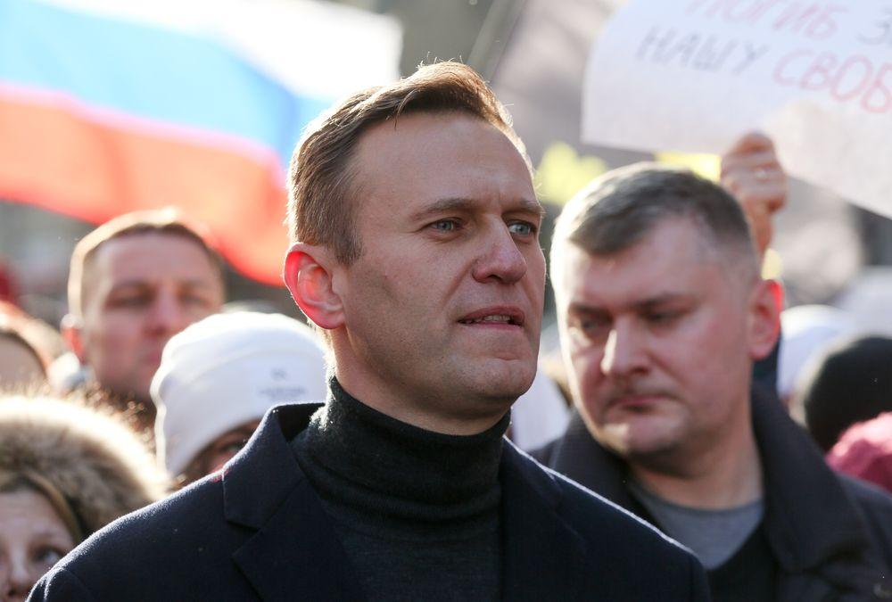 روسيا تطرد دبلوماسيين بسبب دعمهم للمعارض المعتقل أليكسي نافالني