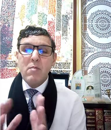 د. محمد البندوري وسؤال الخط