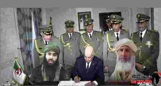 """برلمان الجزائر يراسل الرئيس بايدن من أجل التراجع عن الاعتراف بمغربية الصحراء،  والخارجية الأمريكية تردّ بتحذير مواطنيها """"بعدم السفر"""" إلى الجزائر بسبب """"مخاطر إرهابية"""""""