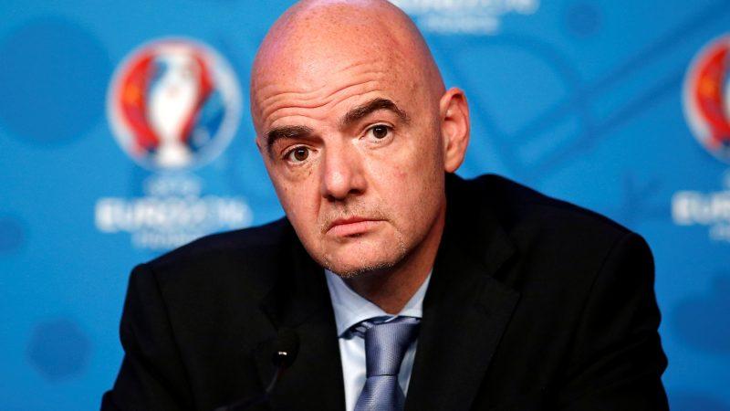 """تفضيل"""" جياني ايفانتيفو """" المغرب يغضب الجزائر"""