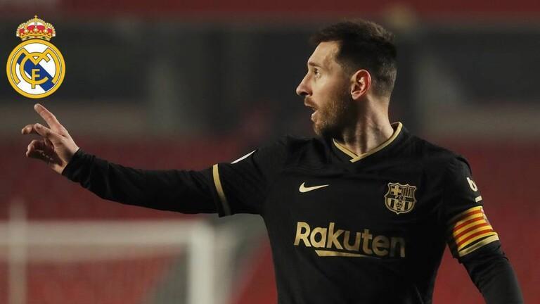 مفتاح انتقال الفرنسي كيليان مبابي لريال مدريد بيد الأرجنتيني ميسي