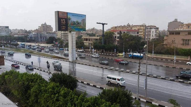 سيول وطوارئ في مصر