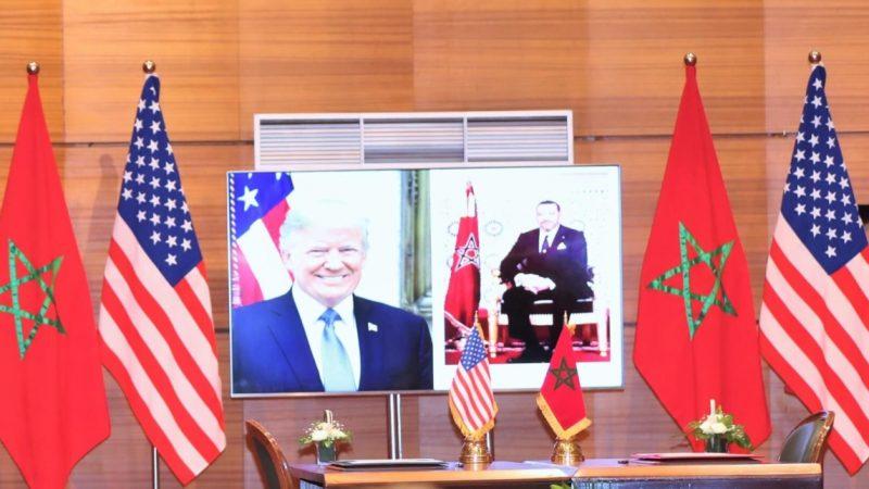 مسؤول باللجنة اليهودية الأمريكية: اعتراف واشنطن بالسيادة المغربية على الصحراء كان منتظرا