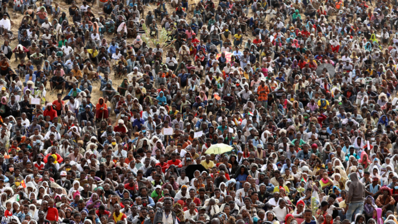 آلاف الإثيوبيين يطلبون اللجوء إلى  السودان
