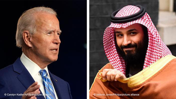 البيت الأبيض: لم يتم التخطيط لإجراء مكالمة مع ولي العهد السعودي الأمير محمد بن سلمان