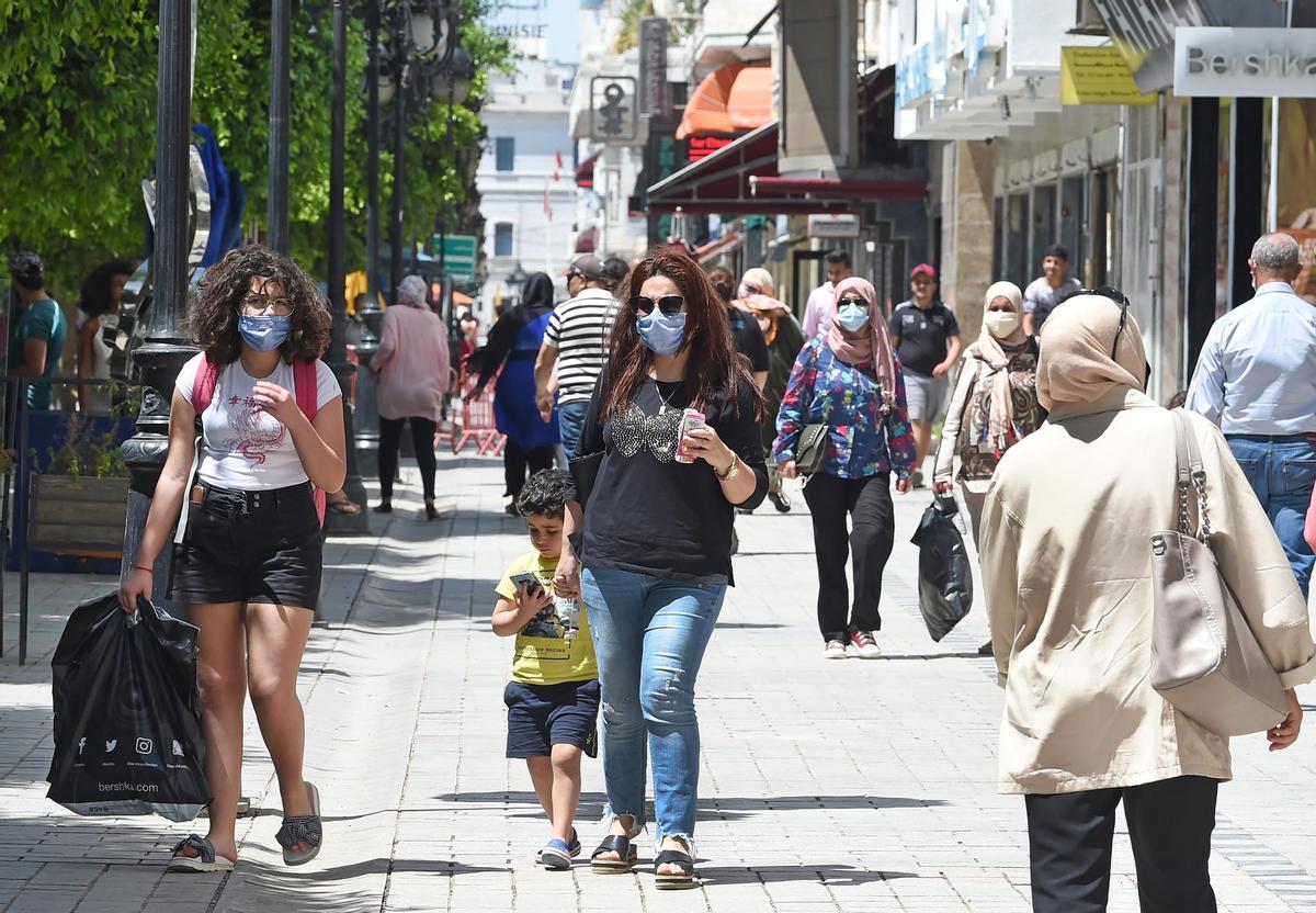 تونس.. أول حالة وفاة بفيروس كورونا المتحور