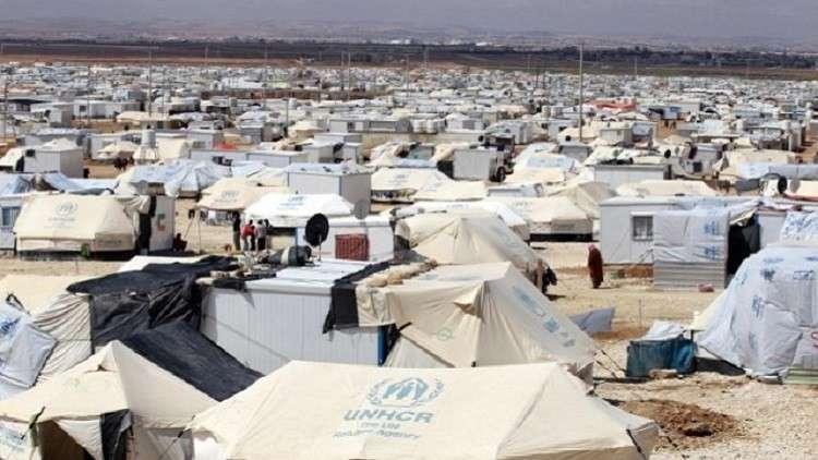الأردن يطلق حملة تلقيح ضد كورونا في مخيم الزعتري للاجئين
