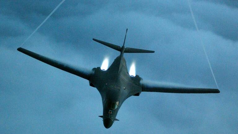 النرويج .. البانتاغون ينشر قاذفات В-1В Lancer الاستراتيجية