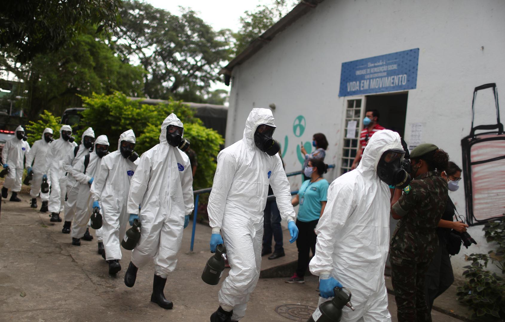 إسبانيا.. تسجل أول حالة إصابة بفيروس كورونا البرازيلي