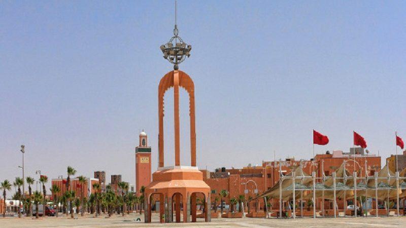 """عاصمة الصحراء المغربية """"العيون"""" تتعزز بمشروع كبير لتقوية الشبكة الكهربائية"""