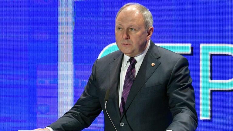 زوجة رئيس الوزراء البيلاروسي السابق تنفي خبر توقيفه