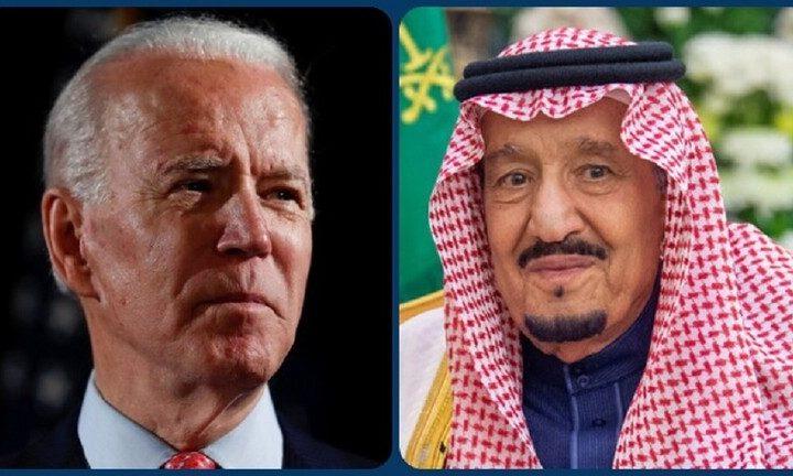 الرئيس الأمريكي يجري اتصالا هاتفيا بالملك سلمان