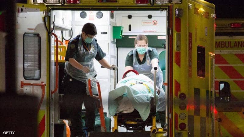 بريطانيا ..828 وفاة جديدة بفيروس كورونا
