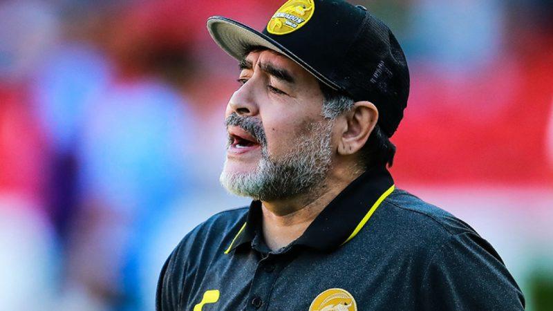 """المدعي العام الأرجنتيني يستدعي لجنة طبية للبت في وفاة """" مارادونا """""""