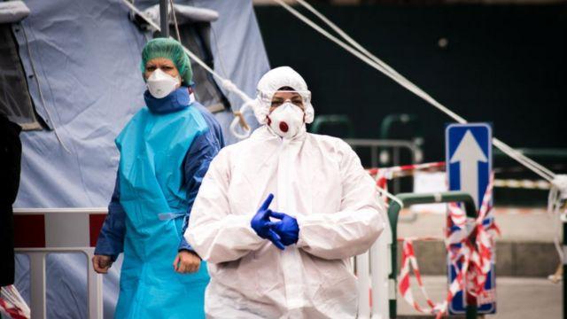 إيطاليا.. 258 وفاة جديدة بفيروس كورونا