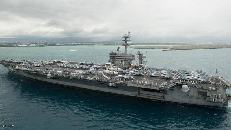 مسؤول أميركي: لا نية لإرسال حاملة طائرات إلى الخليج