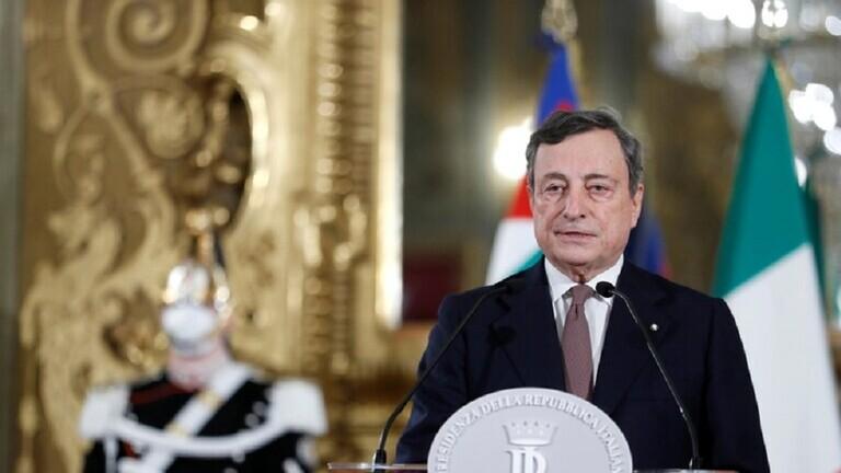 حكومة إيطاليا الجديدة تؤدي اليمين الدستورية