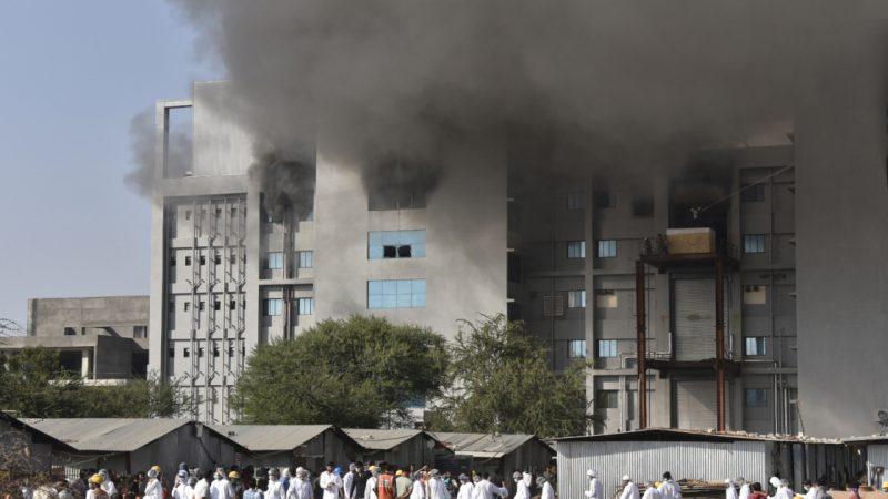 أوكرانيا .. 4 وفيات جراء اندلاع حريق في مستشفى يعالج المصابين بفيروس كورونا