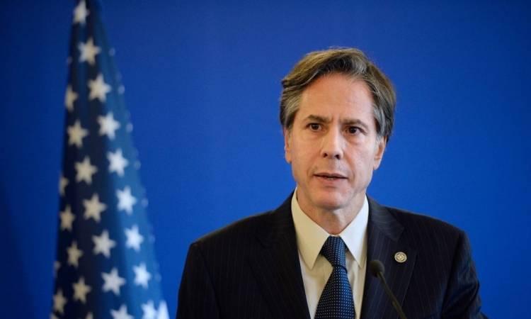 وزير الخارجية الأمريكي: السعودية شريك أمني مهم ورفعنا قضايا حقوق الإنسان في إطار العلاقات بيننا