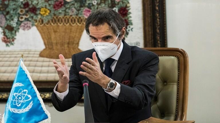 """""""الطاقة الذرية"""": على إيران إعطاء إجابات بشأن آثار اليورانيوم التي عثر عليها"""