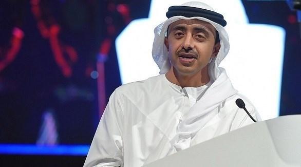 الإمارات تؤكد إلتزامها بالعمل مع إدارة بايدن لخفض التوتر بالمنطقة وبدء حوار جديد