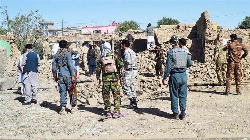 """وزير الخارجية الأفغاني والقائم بالأعمال الأمريكي يبحثان عملية السلام  بين كابل وحركة """"طالبان"""""""